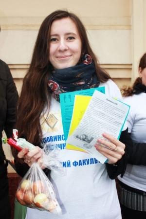 Студенти БДМУ провели акцію до Дня профілактики ГРВІ
