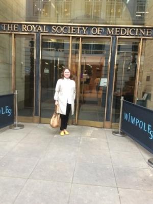Співробітник БДМУ взяла участь у конференції Спілки неонатологів Великої Британії