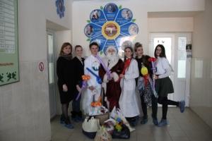 Благодійні акції з нагоди Дня Святого Миколая