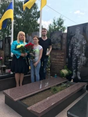 Студенти БДМУ вшанували пам'ять Владислава Трепка