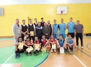 Збірна по баскетболу БДМУ – в трійці лідерів Обласних спортивних змагань