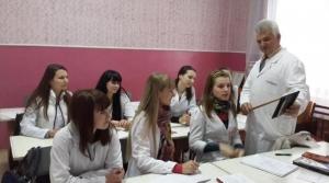 Акція до Дня боротьби з раком на кафедрі дерматовенерології