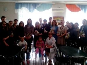 Студенти провели благодійну акцію «Подаруй дітям радість»