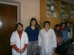 Співробітники БДМУ провели благодійно-просвітницьку акцію