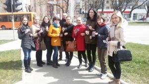 Студенти провели просвітницьку акцію про здоровий спосіб життя