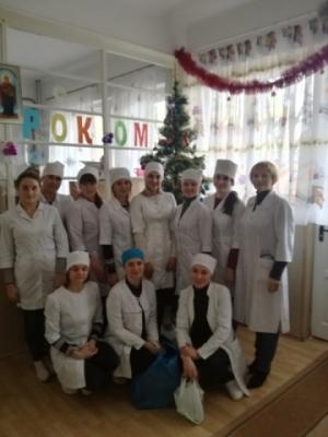 Студенти-педіатри БДМУ відвідали вихованців спеціалізованого будинку дитини