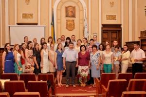 Відбувся випуск Школи молодого викладача 2015