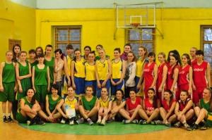 Жіноча команда з баскетболу БДМУ здобула срібло