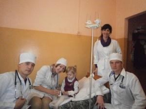 Допоможи тяжкохворій дитині