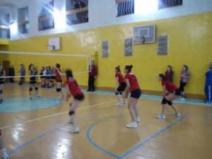 Збірна БДМУ з волейболу серед жінок – у трійці лідерів