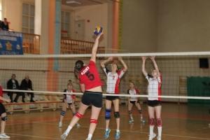 Збірна БДМУ по волейболу здобула золото на Міжнародному турнірі
