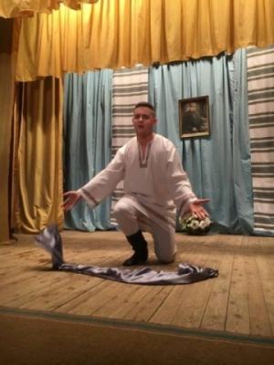 Студент БДМУ посів II місце Конкурсі читців творів Тараса Шевченка