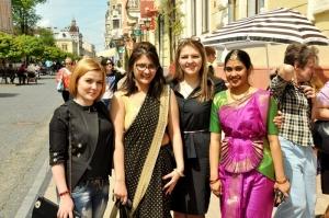 Студенти-іноземці БДМУ взяли участь у фестивалі «Буковинська весна»