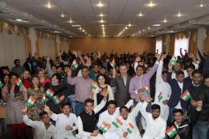 В БДМУ відзначили День Республіки Індія