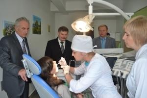 Випускна атестація студентів-стоматологів