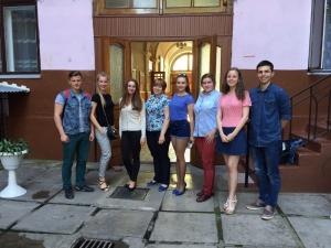 Молоді лідери обговорили актуальні проблеми громадянського суспільства