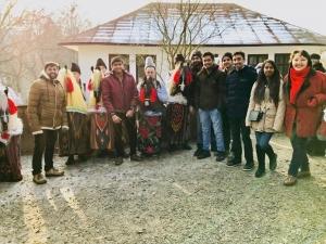 Студенти БДМУ відвідали свято «Від Різдва Христового до Йордану»