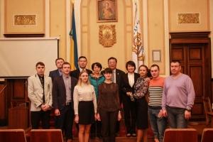 БДМУ відвідала делегація з Китаю