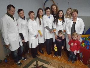 Лікарі-інтерни БДМУ ознайомилися із роботою Обласного спеціалізованого будинку дитини