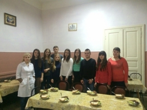 До Дня святого Миколая студенти провели акцію