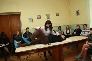 В БДМУ продовжують роботу курси першої долікарської допомоги