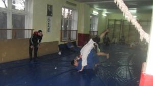 Змагання з відкритої першості з боротьби дзюдо