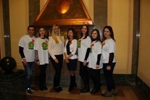 Студенти коледжу БДМУ провели просвітницьку акцію з нагоди Міжнародного дня дарування книг