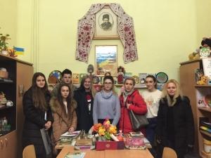 Студенти БДМУ відвідали юних пацієнтів обласної психіатричної лікарні