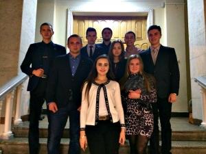 Голова Студради став учасником зустрічі з Першим заступником міністра освіти