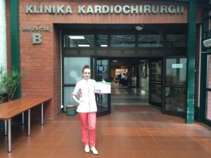 Студентка БДМУ отримала Гран-Прі на Міжнародному конгресі у Польщі