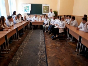 В БДМУ відзначили День охорони праці