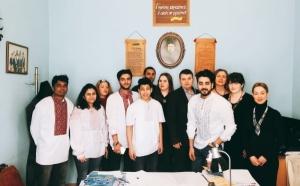 Студенти-іноземні громадяни БДМУ читали поезії Тараса Шевченка