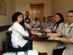 """""""Круглий стіл"""" на кафедрі педіатрії та медичної генетики"""