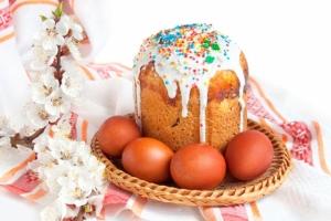 Привітання зі світлим святом Пасхи!