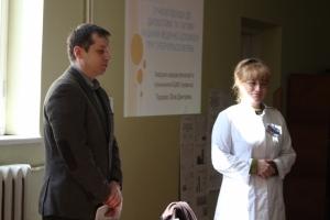 У БДМУ провели конференцію до Дня боротьби проти туберкульозу