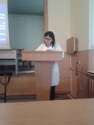 Відбулася конференція з диференційно-діагностичних аспектів кровохаркання