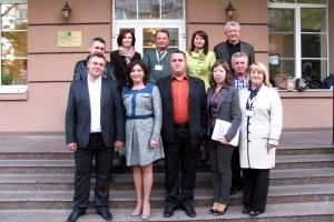 Делегація Буковини на конференції