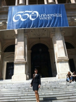 Викладач БДМУ взяла участь у міжнародній конференції у Відні