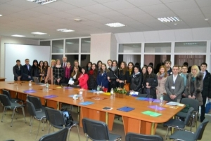 Студенти взяли участь у конференції «Перший крок у науку»