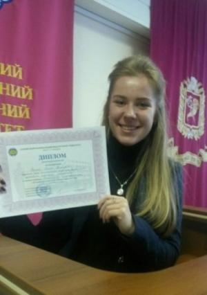 Студентка БДМУ перемогла в ораторському мистецтві