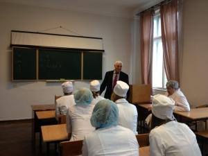 На кафедрі соціальної медицини відбулися заходи до Дня науки