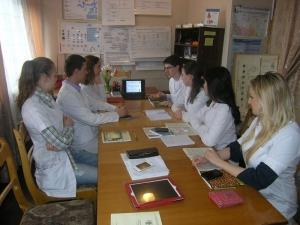 Проведено круглий стіл «Розповсюдженість, діагностика та лікування ГЕРХ»