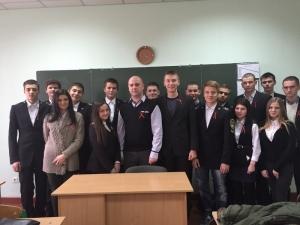 Просвітницька лекція для студентів-юристів