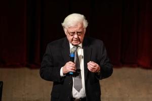 Професор В. Вертелецький прочитав лекції для викладачів і студентів БДМУ