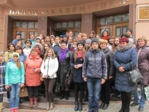 Лідери учнівського самоврядування відвідали БДМУ