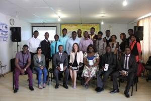 Студенти-іноземці БДМУ провели акцію «Roll Back Malaria-2015»