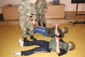 Студентів навчали наданню медичної допомоги в умовах бойових дій