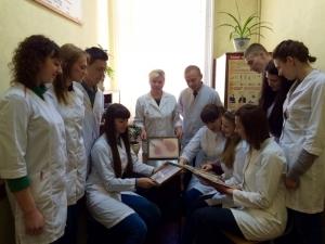 На кафедрі дерматовенерології обговорили проблему меланоми
