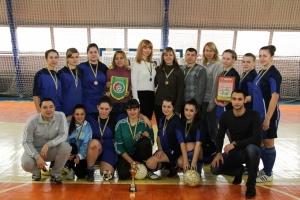 В БДМУ пройшли змагання з міні-футболу