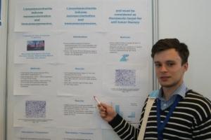 Наукова робота студента БДМУ отримала грант Європейської академії